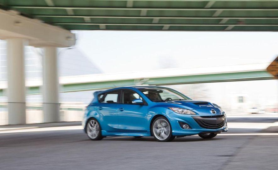 2010 Mazdaspeed 3 - Slide 7