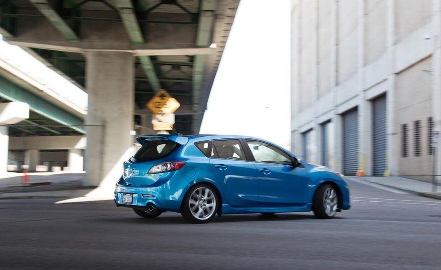 2010 Mazdaspeed 3 - Slide 10
