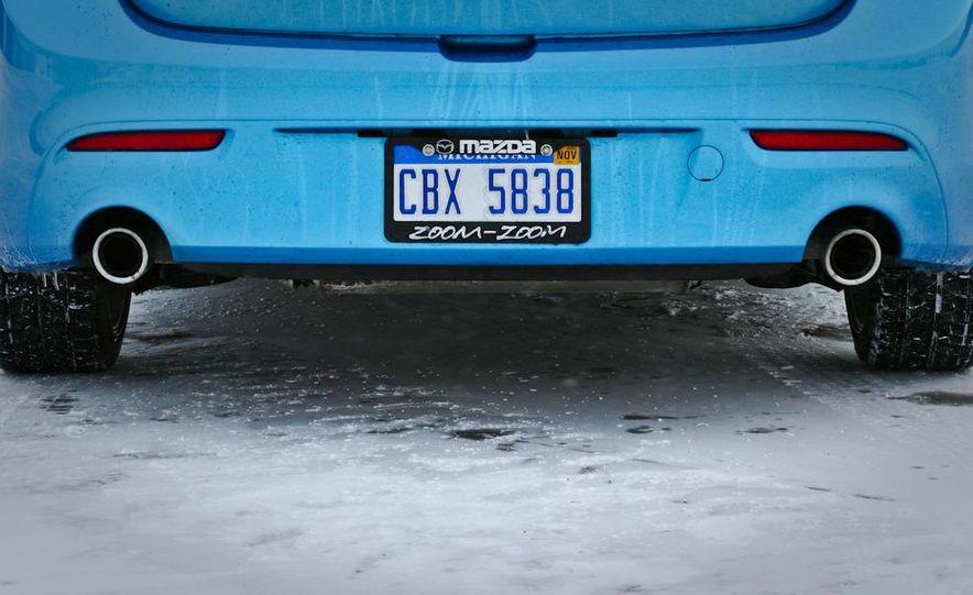 2010 Mazdaspeed 3 - Slide 94