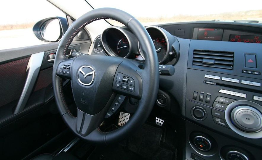 2010 Mazdaspeed 3 - Slide 130