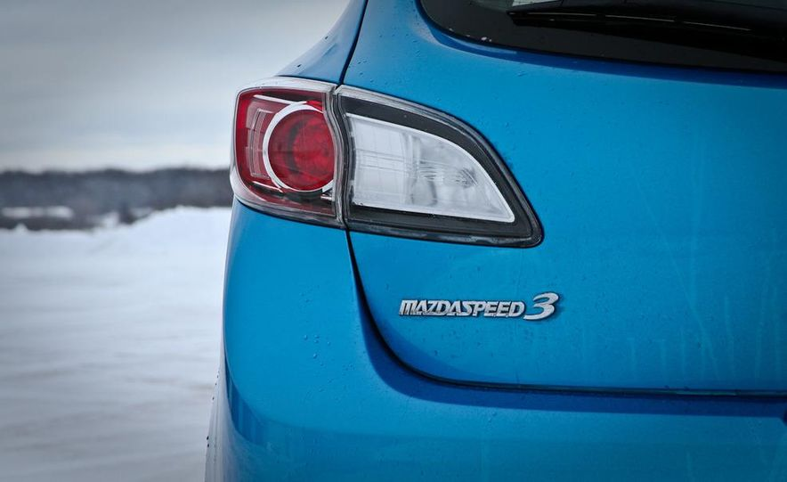 2010 Mazdaspeed 3 - Slide 93