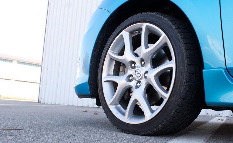 2010 Mazdaspeed 3 - Slide 101