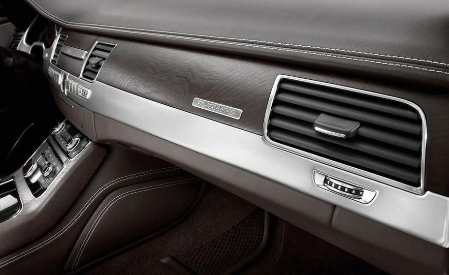 2011 Audi A8 (European spec) - Slide 51