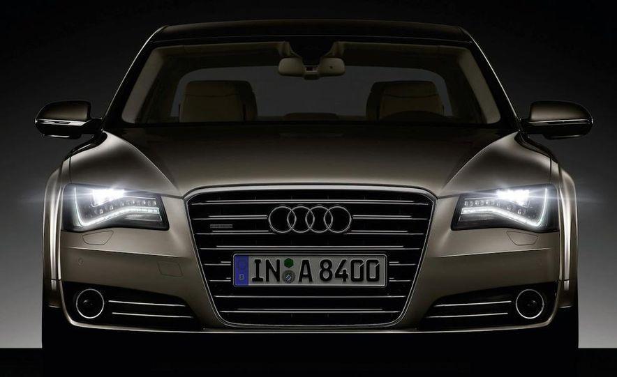2011 Audi A8 (European spec) - Slide 27