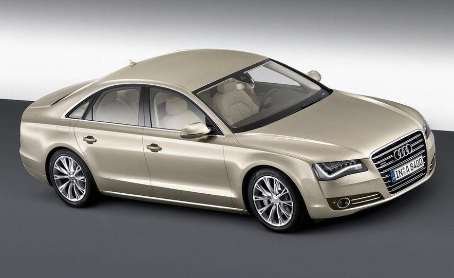 2011 Audi A8 (European spec) - Slide 7