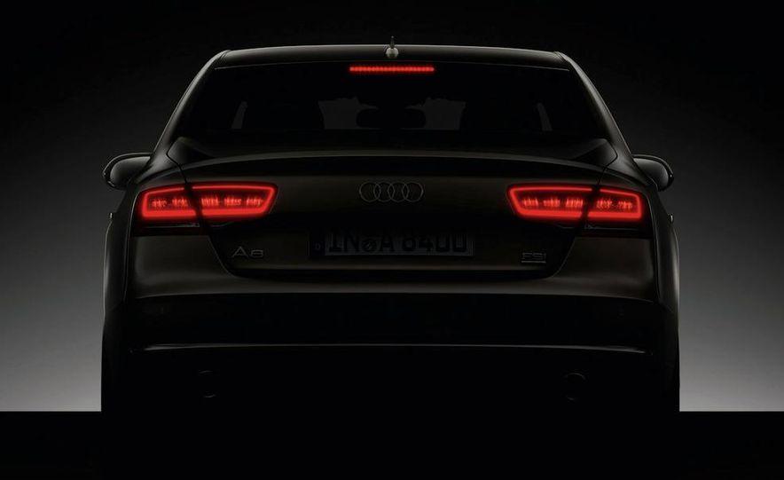 2011 Audi A8 (European spec) - Slide 29