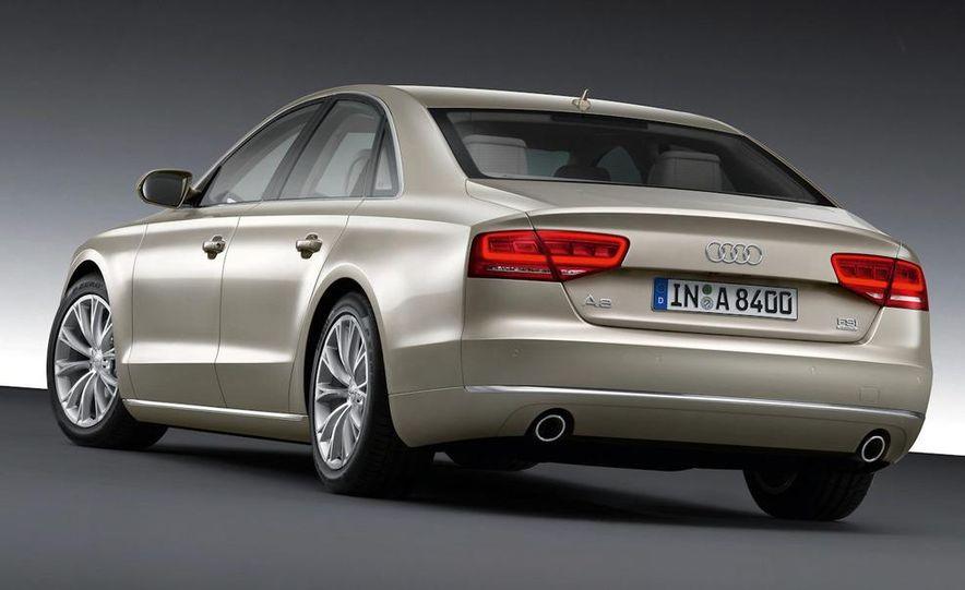 2011 Audi A8 (European spec) - Slide 20