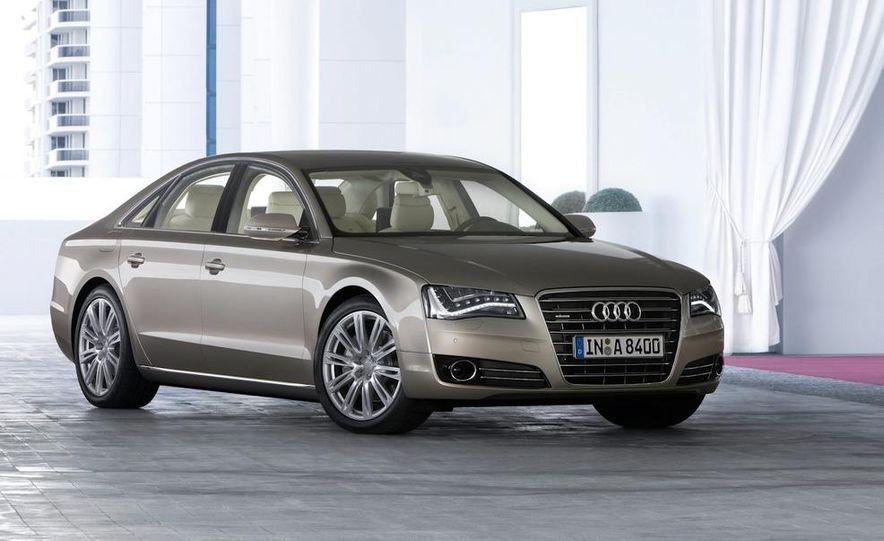 2011 Audi A8 (European spec) - Slide 9