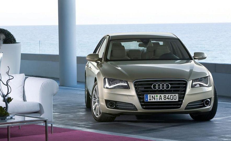 2011 Audi A8 (European spec) - Slide 2