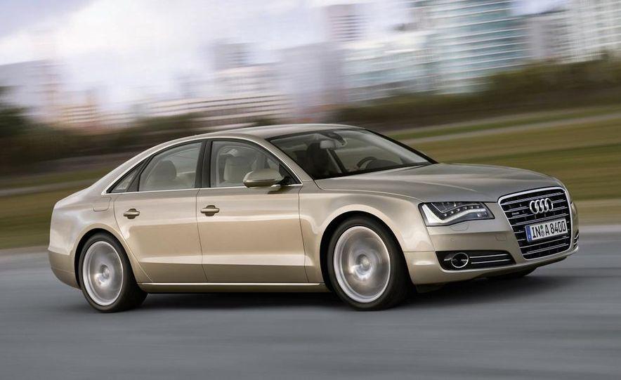 2011 Audi A8 (European spec) - Slide 11