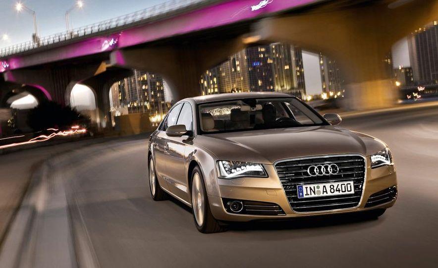 2011 Audi A8 (European spec) - Slide 3