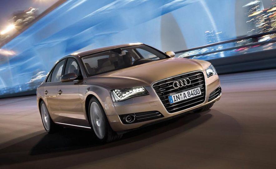 2011 Audi A8 (European spec) - Slide 5