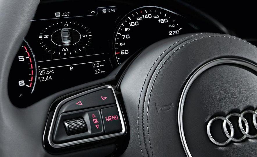 2011 Audi A8 (European spec) - Slide 46