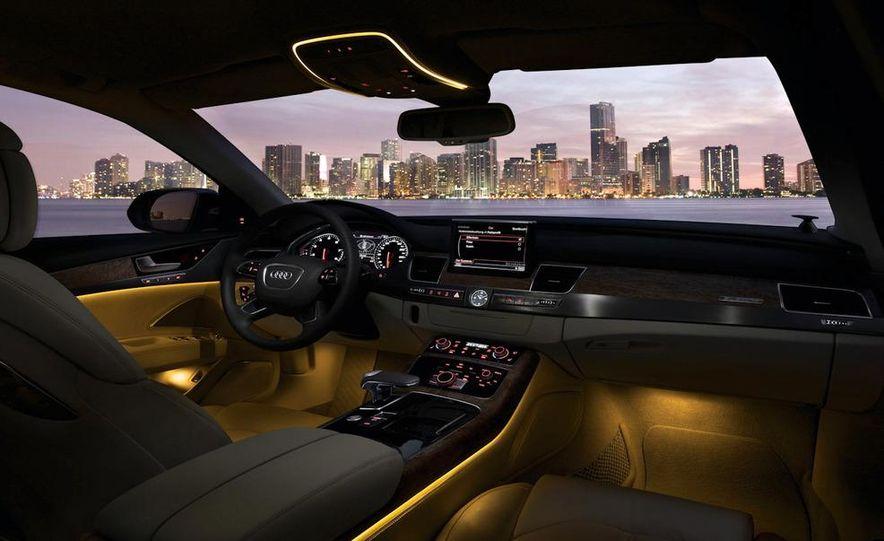 2011 Audi A8 (European spec) - Slide 53