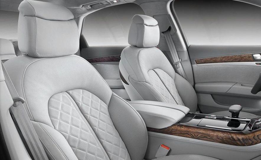 2011 Audi A8 (European spec) - Slide 40