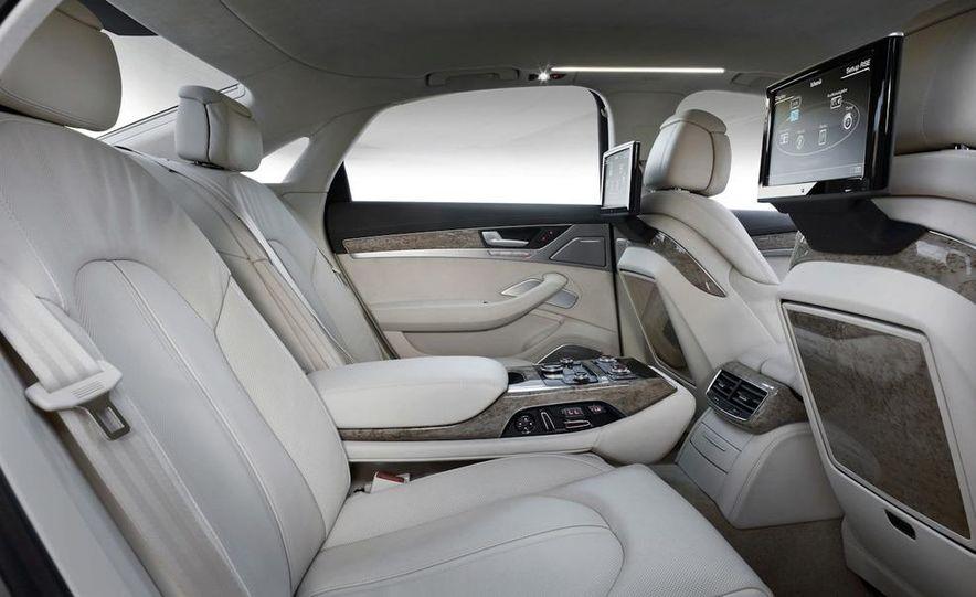 2011 Audi A8 (European spec) - Slide 41