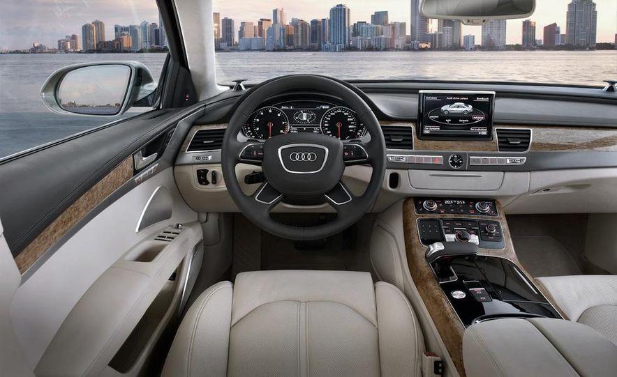 2011 Audi A8 (European spec) - Slide 44