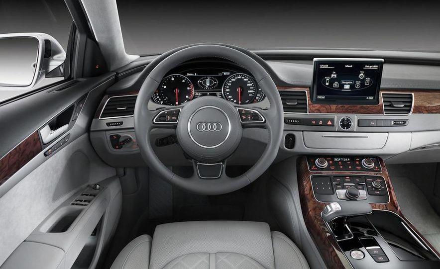 2011 Audi A8 (European spec) - Slide 45