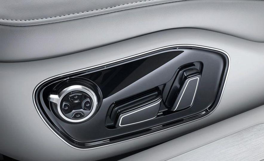 2011 Audi A8 (European spec) - Slide 54