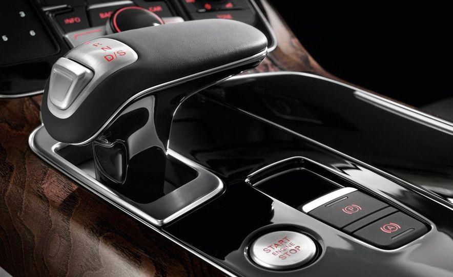 2011 Audi A8 (European spec) - Slide 49