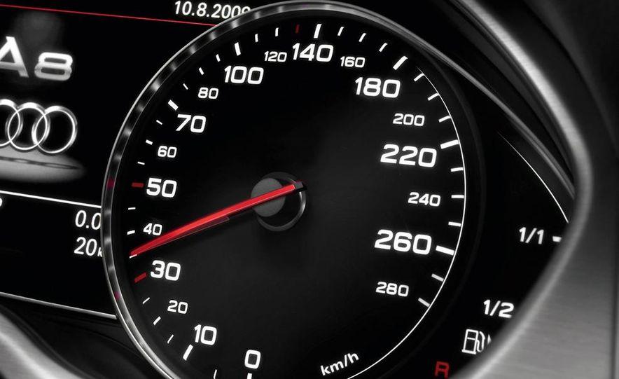 2011 Audi A8 (European spec) - Slide 47
