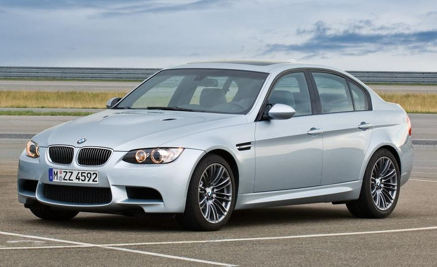 2010 BMW M3 sedan (European spec) - Slide 1