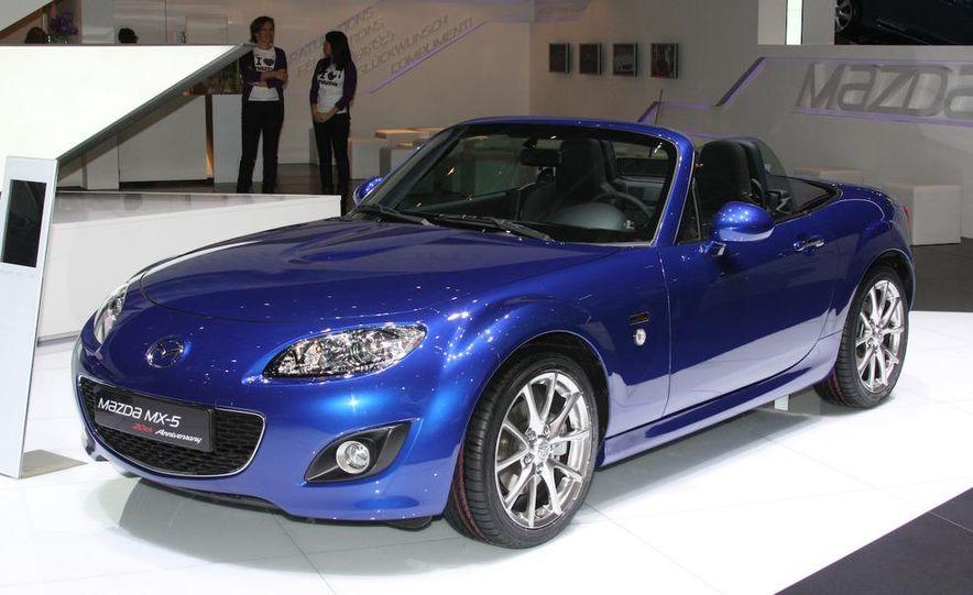 2010 Mazda MX-5 Miata 20th Anniversary Edition - Slide 1