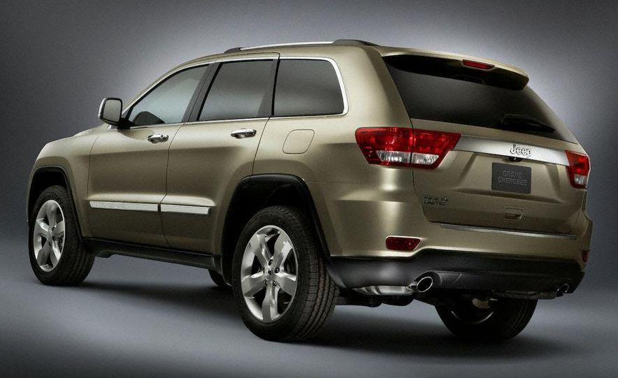 2011 Jeep Grand Cherokee Limited - Slide 9