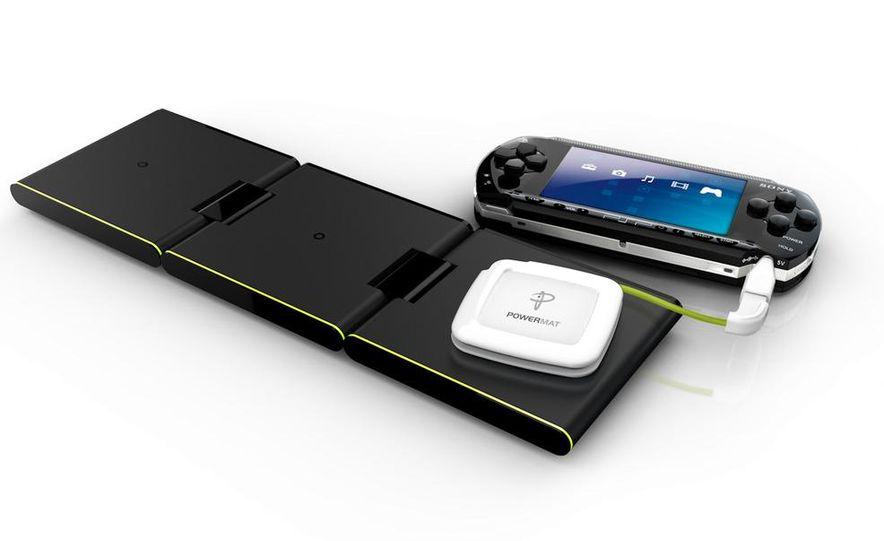 Powermat Portable Charging Mat - Slide 1