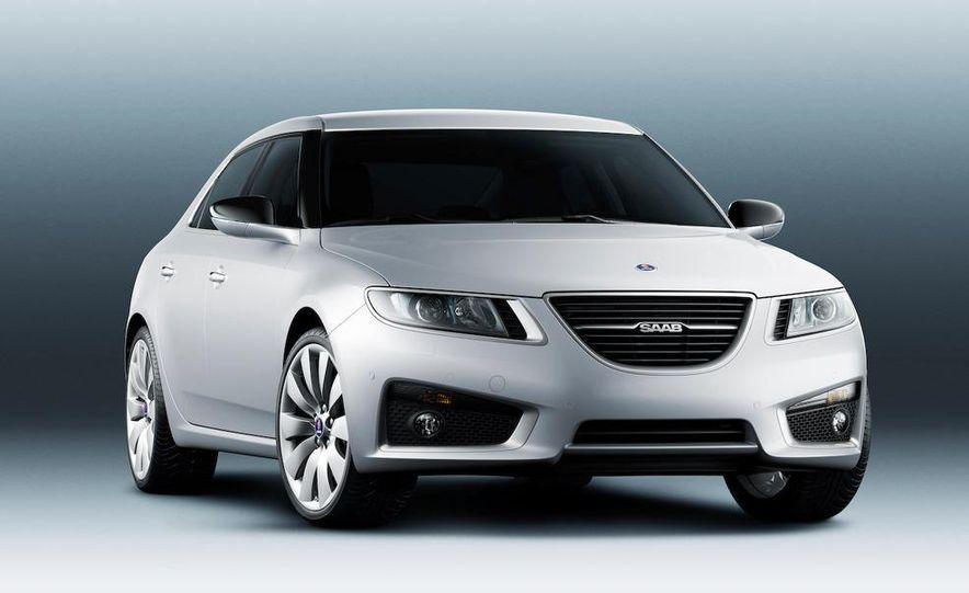 2011 Saab 9-5 - Slide 1