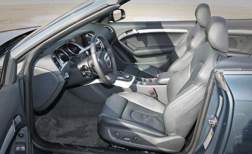 2010 Audi A5 2.0T Quattro Cabriolet - Slide 14