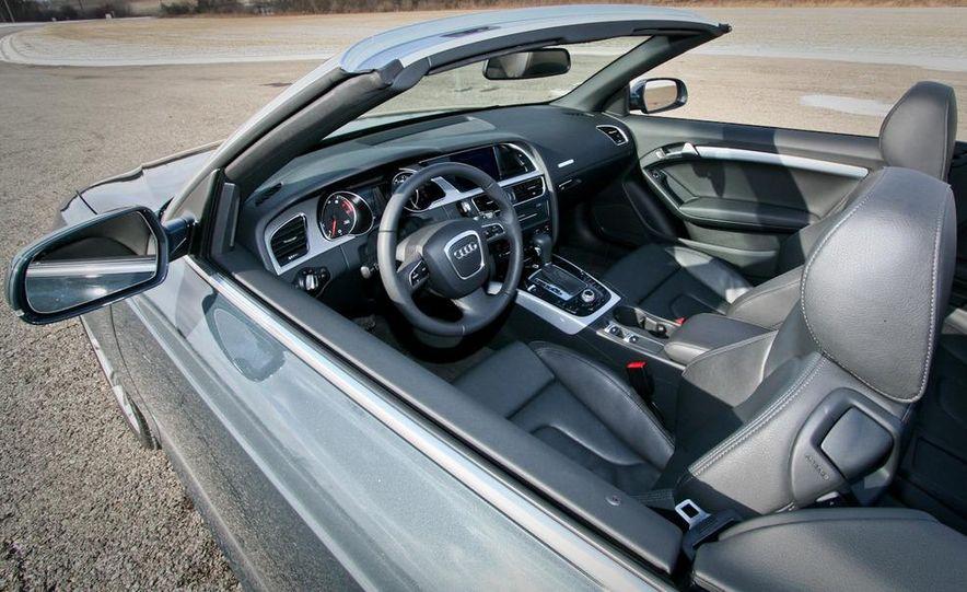 2010 Audi A5 2.0T Quattro Cabriolet - Slide 11