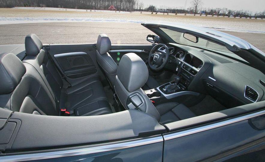 2010 Audi A5 2.0T Quattro Cabriolet - Slide 13