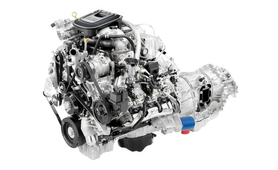 2011 Chevrolet Silverado Heavy Duty - Slide 31