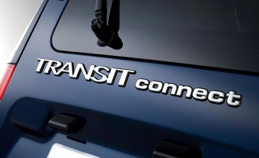 2011 Ford Transit Connect natural gas taxi - Slide 68