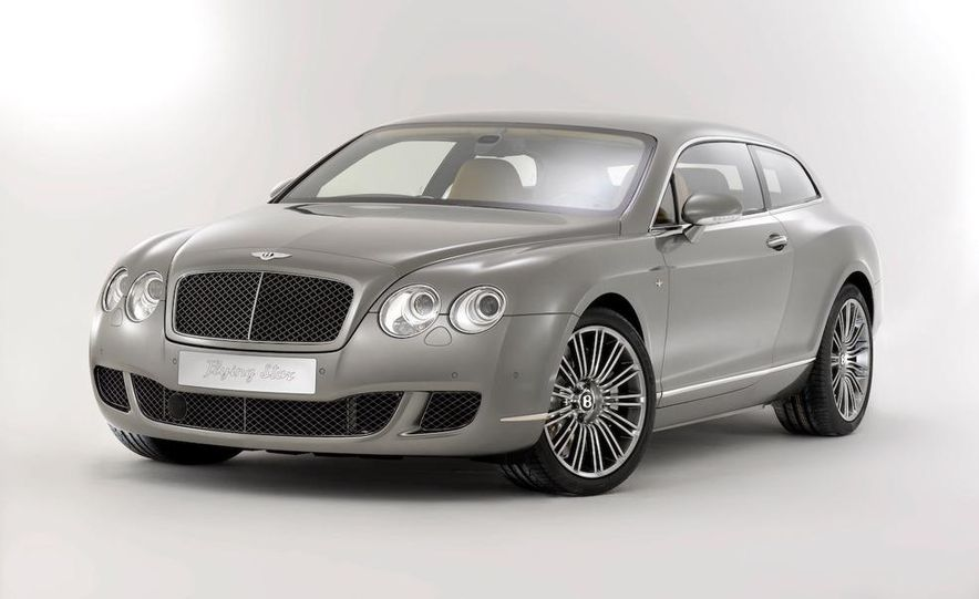 2011 Bentley Continental Flying Star by Touring Superleggera - Slide 1