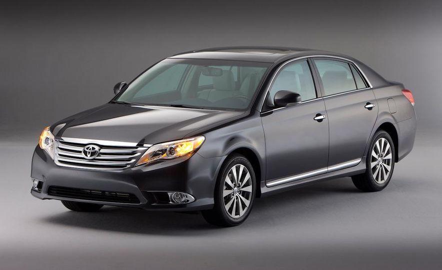2011 Toyota Avalon - Slide 27