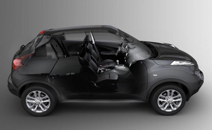 2011 Nissan Juke - Slide 34