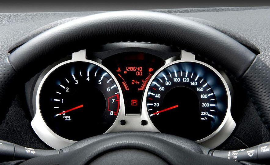 2011 Nissan Juke - Slide 26