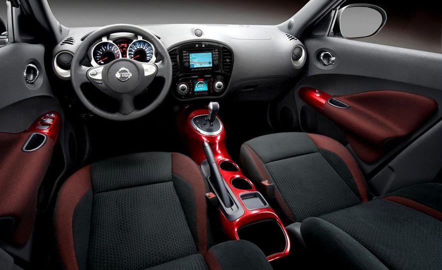2011 Nissan Juke - Slide 20