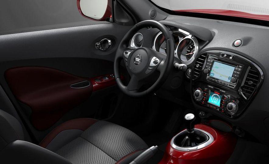 2011 Nissan Juke - Slide 23