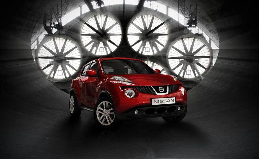 2011 Nissan Juke - Slide 9
