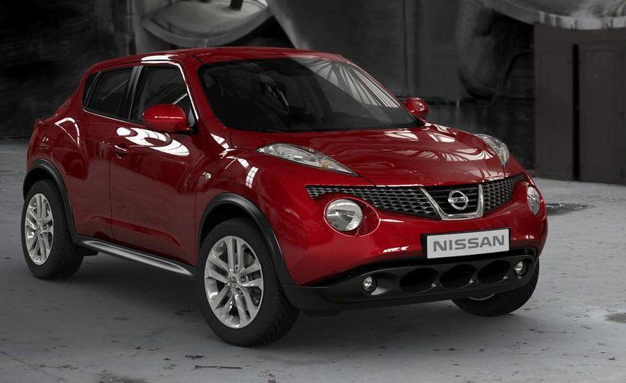 2011 Nissan Juke - Slide 10