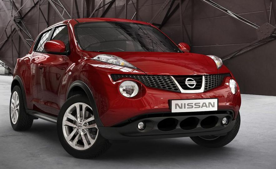 2011 Nissan Juke - Slide 13
