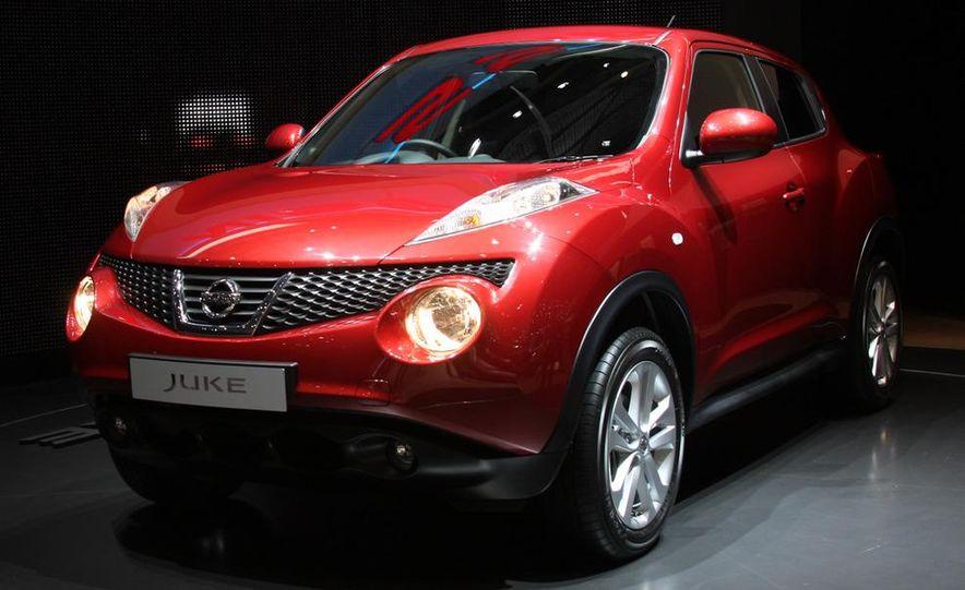 2011 Nissan Juke - Slide 6