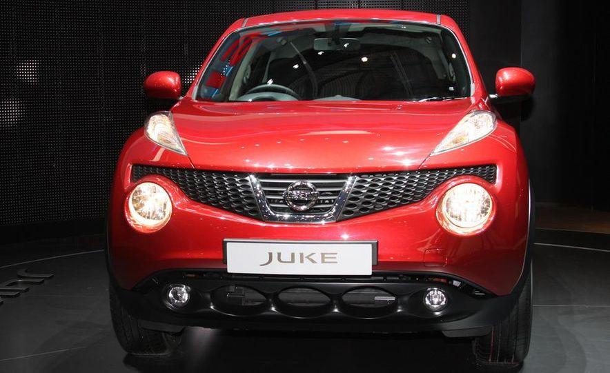 2011 Nissan Juke - Slide 7