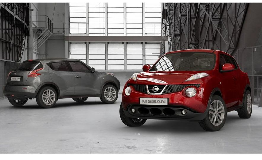 2011 Nissan Juke - Slide 17