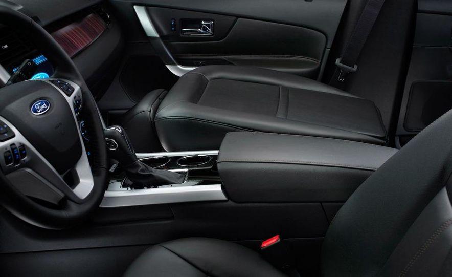 2011 Ford Edge Sport - Slide 34