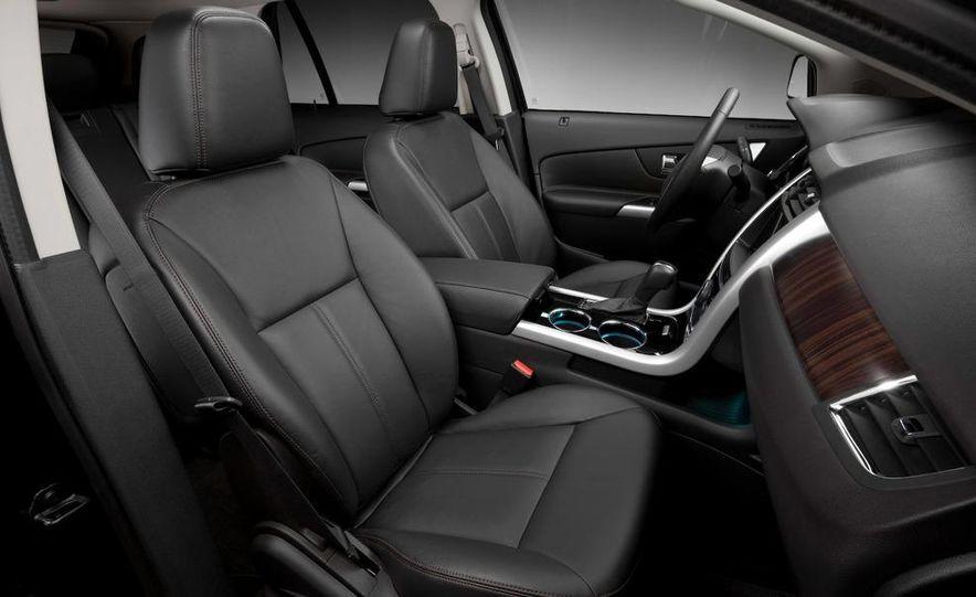 2011 Ford Edge Sport - Slide 38