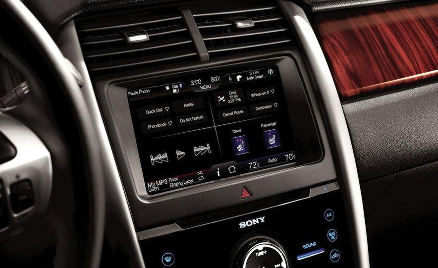 2011 Ford Edge Sport - Slide 36